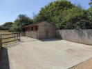 Stables And Paddock