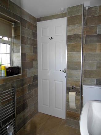Shower Room W/c