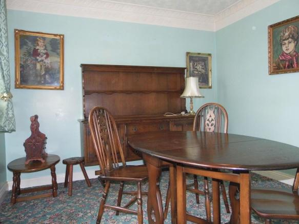 Bedroom One/Dining Room