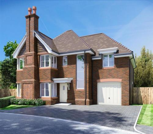 4 Bedroom Detached House For Sale 44266911: 4 Bedroom Detached House For Sale In Winchfield View, Old