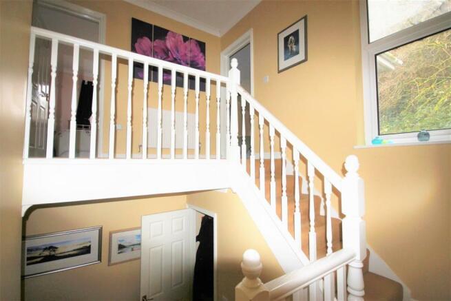 Stairs to Bedroom Landing