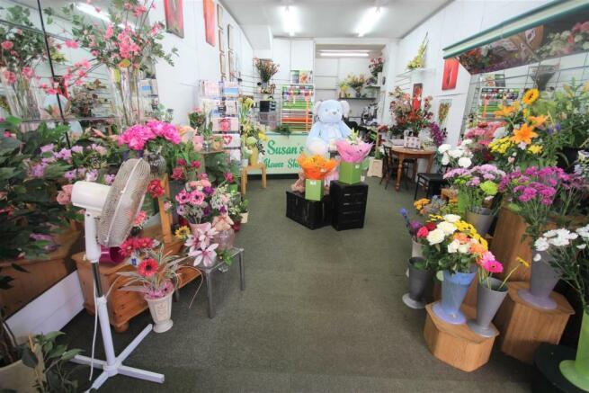 Main Shop Area