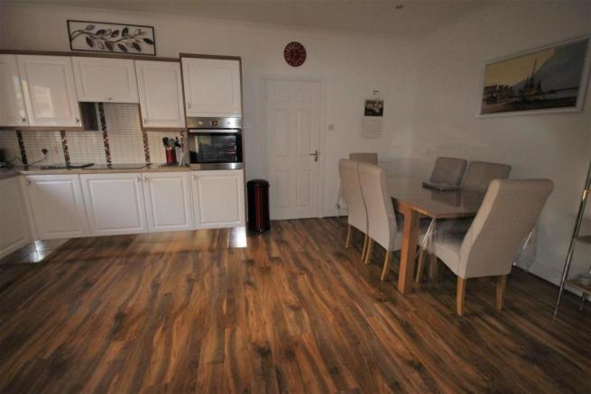 Kitchen/Dining room photo