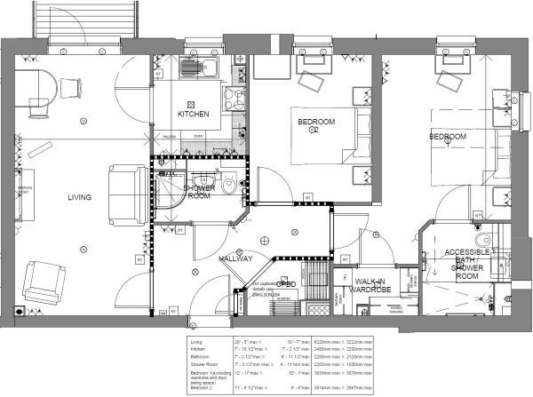 Floorplan Three