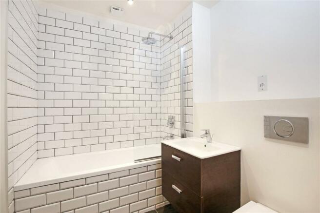 Show Flat- Bathroom
