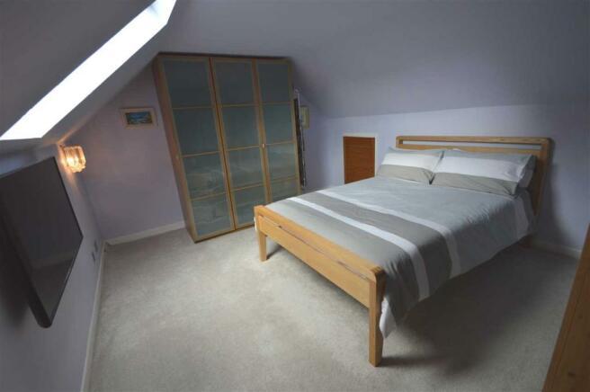 Converted loftspace
