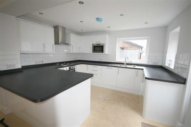 Fabulous Modern fitted Kitchen