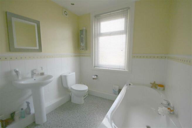 Modern Bathroom/Shower Room