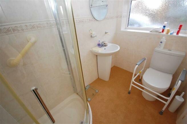 Shower room/W.C