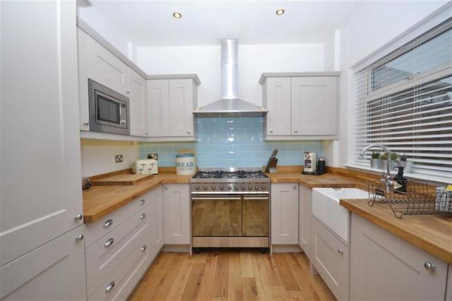 Dining kitchen view 2