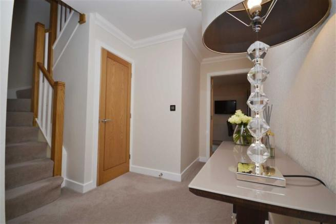 Entrance hall view 2