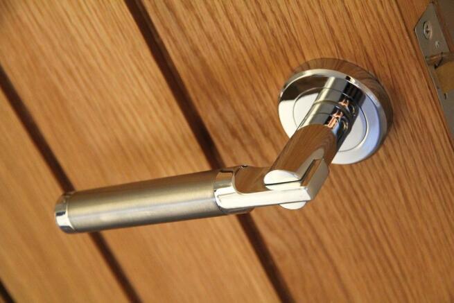 Oak Internal Doors Throughout