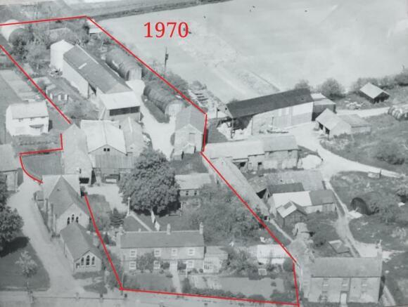 Sunny Bank Farm in 1970