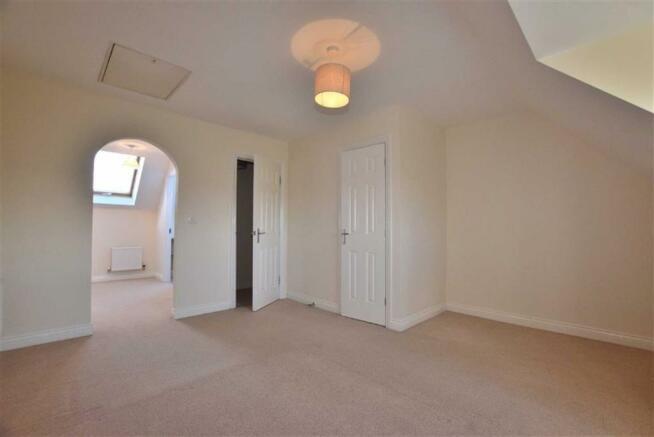 Second Floor Master Suite