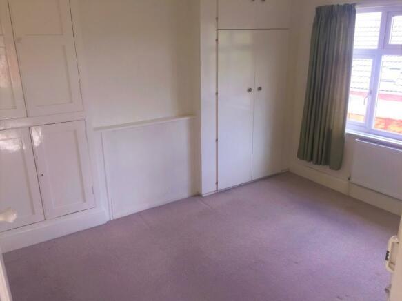 Park Road - Bedroom