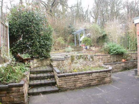 Garden 153 Kingsley Road