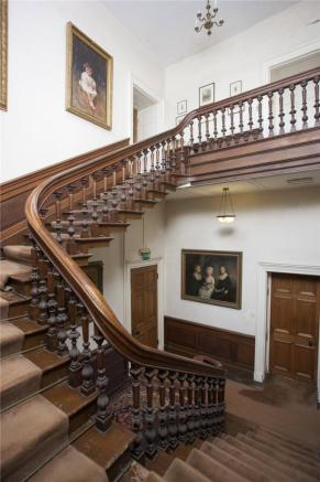 Main Oak Staircase