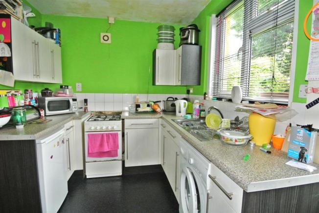Kitchen with Space to Dine