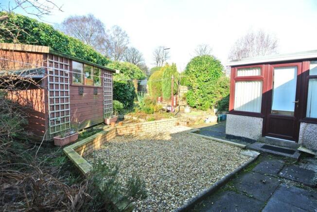 Enclosed & Private Garden