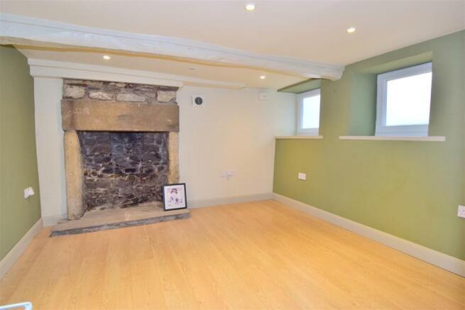 The lower ground floor - bedroom 3