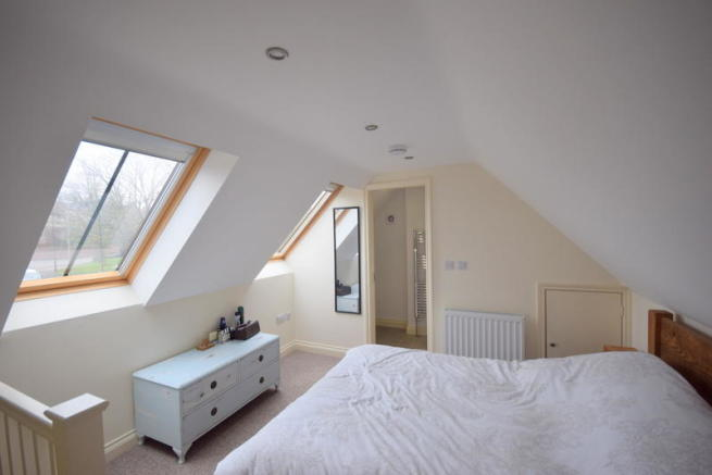 Master Bedroom leading to En-suite