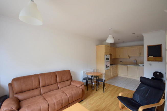 Open Plan Lounge / Diner / Kitchen