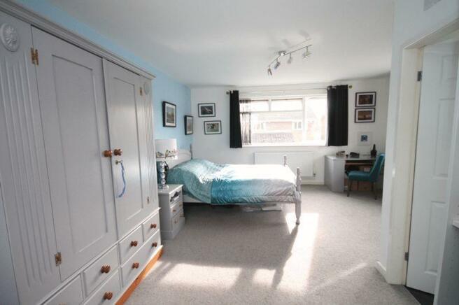 Master bedroom ..