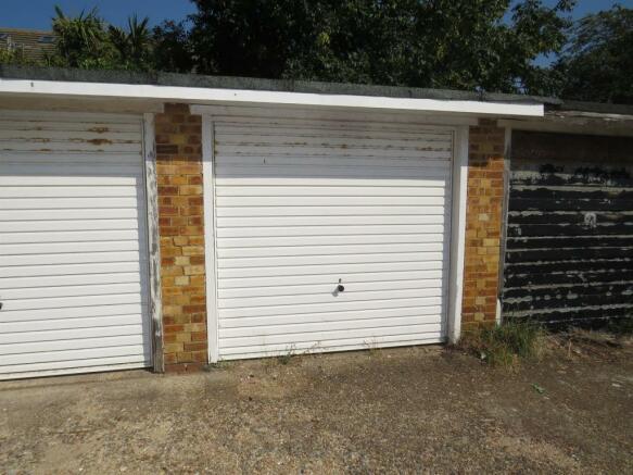 Garage For Sale In Penstone Park Lancing Bn15