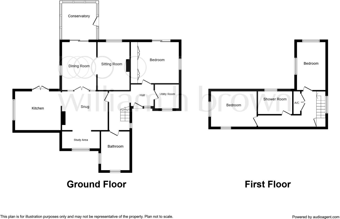 3 Bedroom Detached House For Sale In Huttoft Road Thurlby Alford Ln13 Cost Of Rewiring A Bed Uk