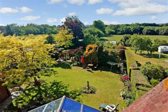 Garden And Rear Views