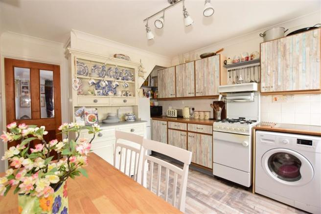 Kitchen/ Diner Area