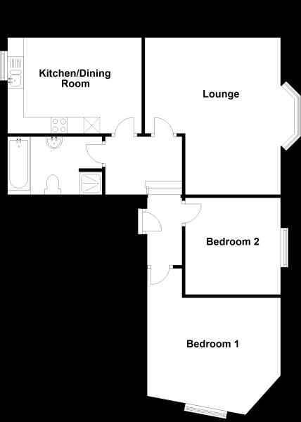 Split Level Second Floor