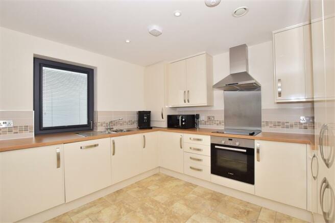 Kitchen/ Open Plan Living Area