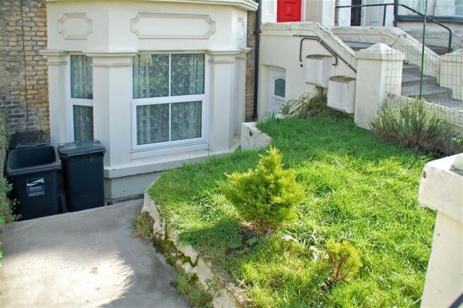 Garden Flat Entrance
