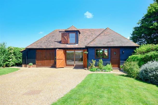 4 bedroom barn conversion for sale in Ham Green, Upchurch ...
