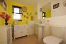 Dressing Area/ Toilet