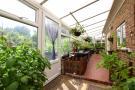 Glazed Greenhouse