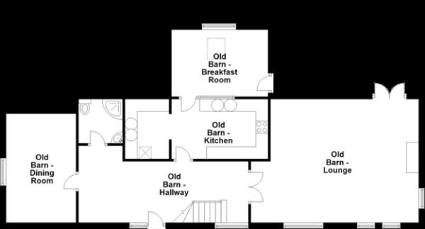 The Old Barn - Ground Floor
