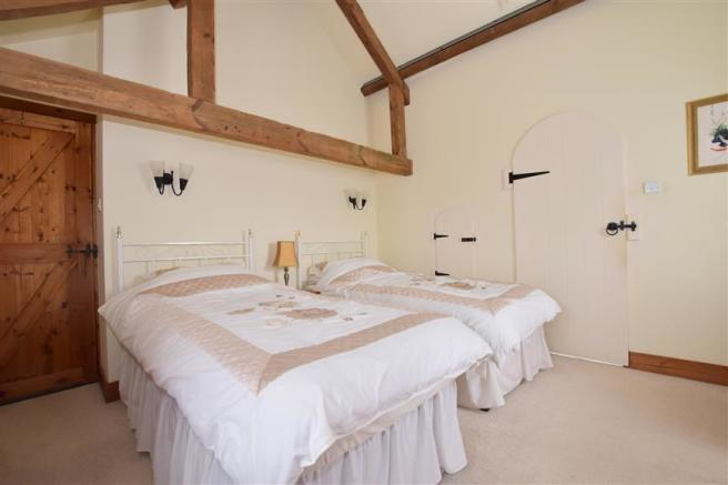 Barn Bedroom 1