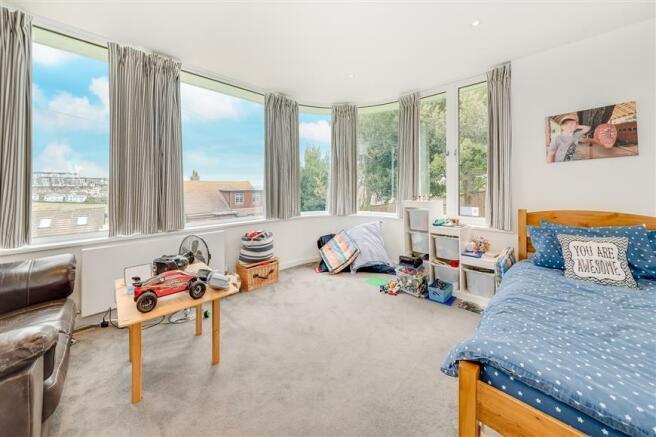 New Bedroom View Shot