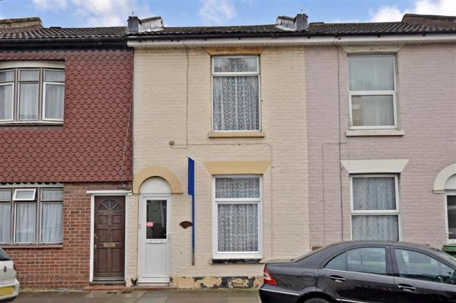 3 bedroom terraced house for sale in hampshire street, portsmouth, hampshire, po1