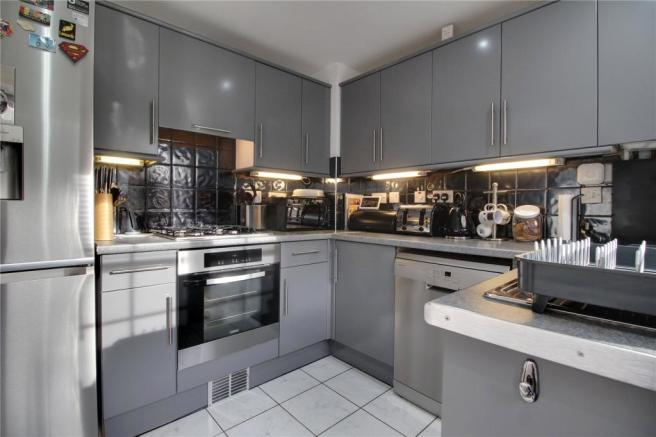 Re-Fiited Kitchen