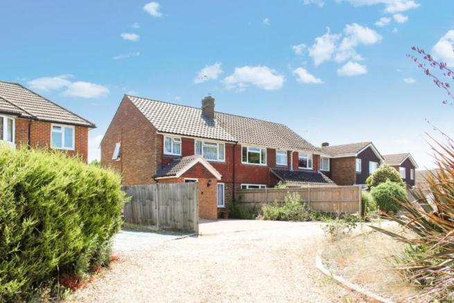 3 Bedroom Semi Detached House For Sale In Ash Street Surrey