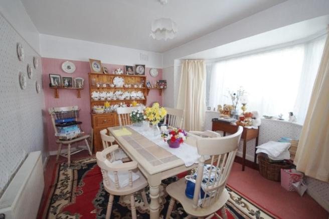 Dining Rm/Bedroom 4