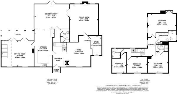 Floorplan House