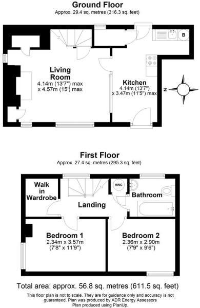 14 Cross Lane Preston LE15 9NQ - Floor Plan.jpg