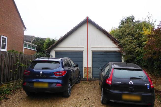 Detached Single Garage