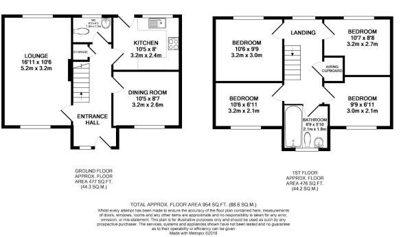 Floor Plan - 1 Flint Close, Ryhall, PE9 4JS.jpg