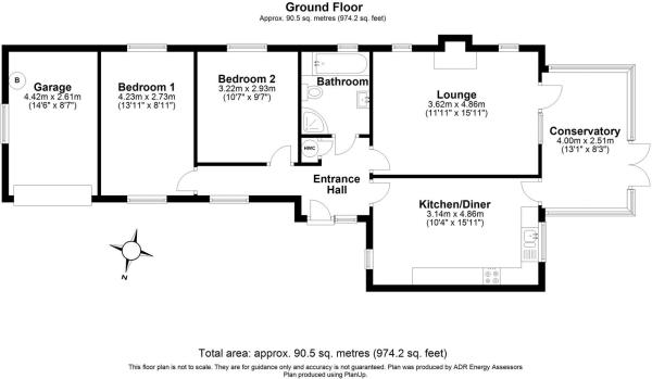 17a Dovecote Close, Barrowden, LE15 8ET - FP.jpg