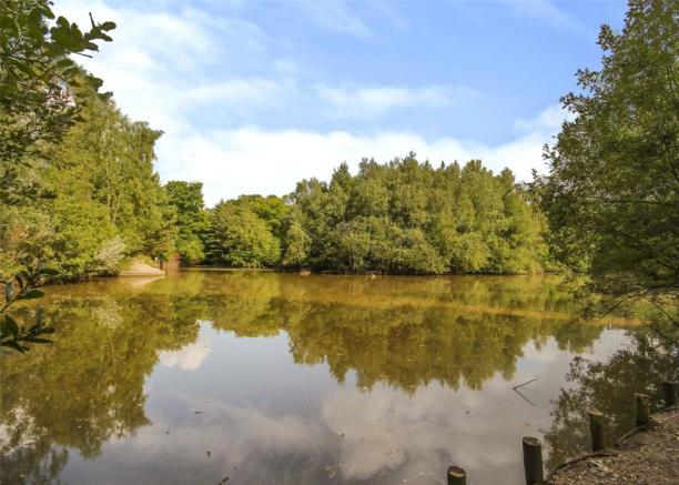 Savernake Lake
